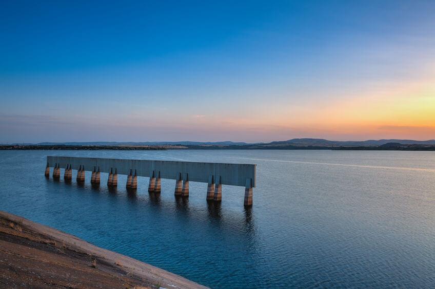 PM for Renewable Energy tidal Nechranice Dam in Czech Republic