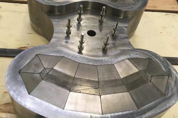 FLUX - Magneto-caloric refrigorating - (afkoelen of opwarmen van huishouden) 950 Watt