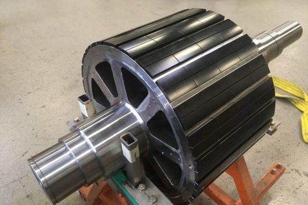 Marine thrusters azipods Rotor aandrijving - Scheepsaandrijving motor - Tussen de motor en de schroef