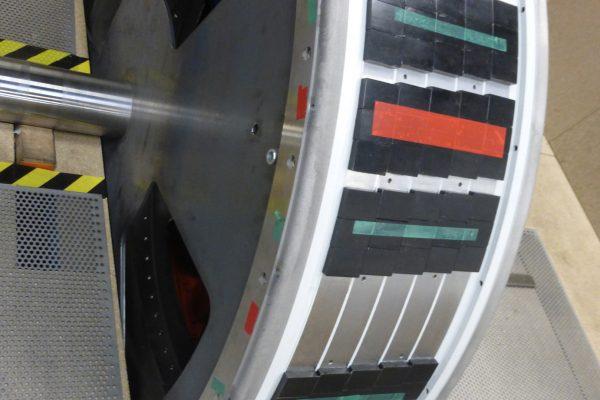 Marine thrusters azipods Skewed magnet - aandrijving boten (4)