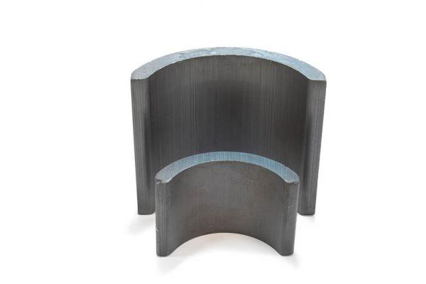 PM for E-mobility Generating E-drive Sensor - Ferriet Arc Magnet
