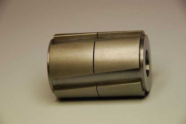 Measurement technology Skewed magnet rotor aandrijving