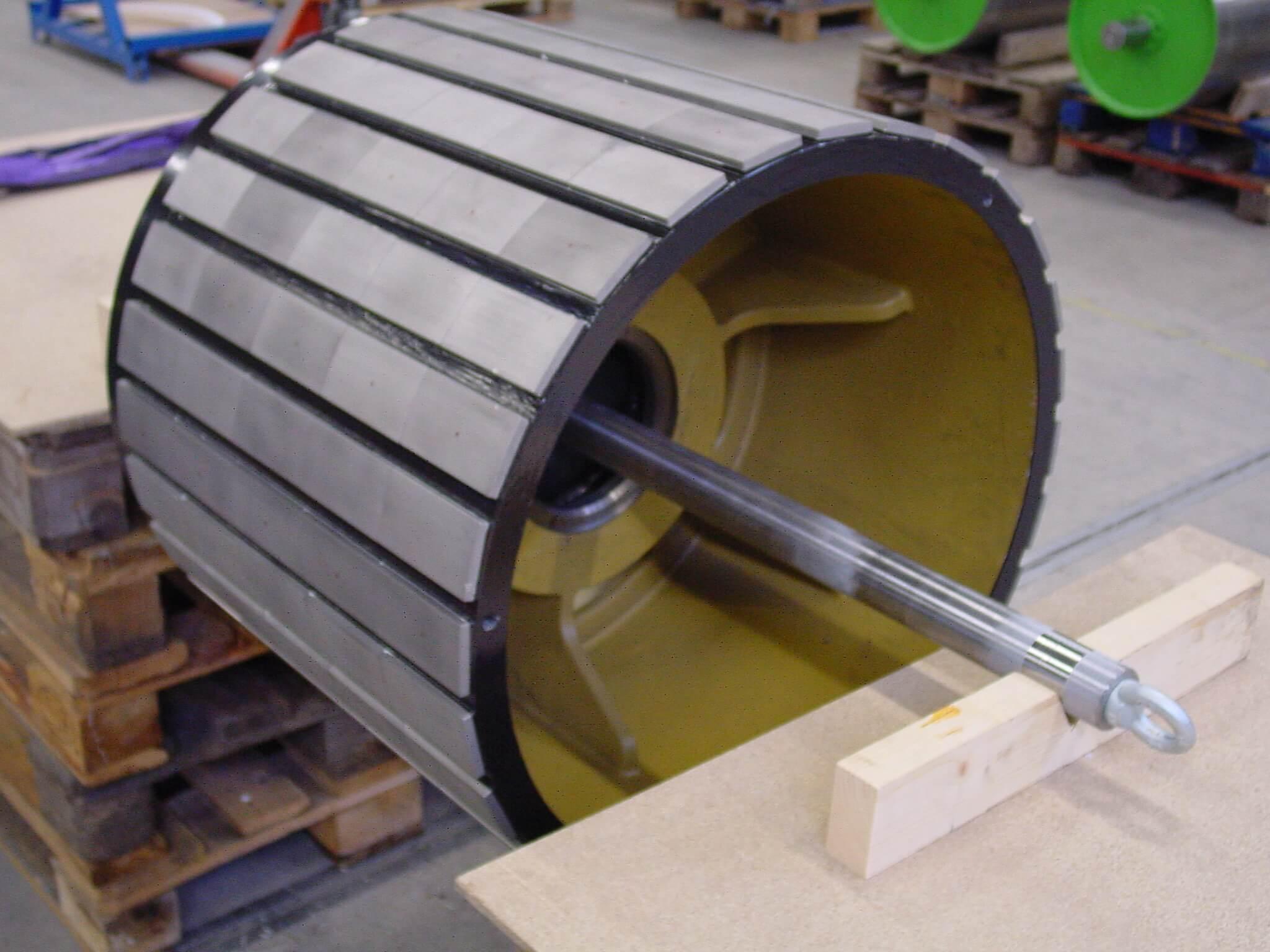 PM motors in process automation neodymium-supermagneten