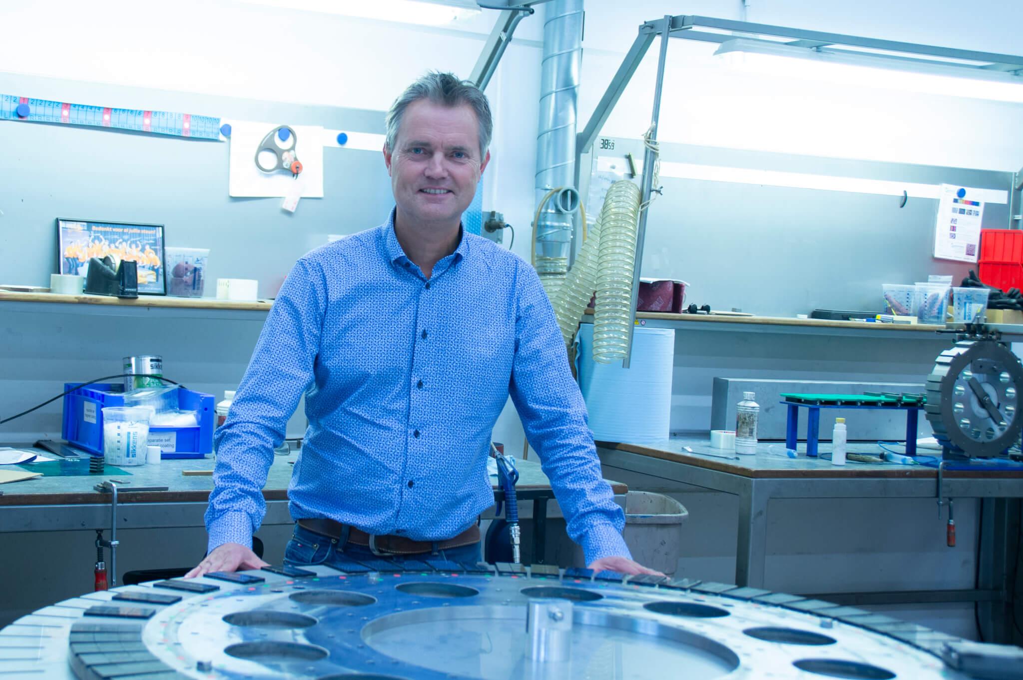 Maarten de Bekker - Bakker Magnetics